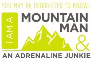 Kelly Devenish Mountain Man